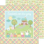 Easter Express Paper - Doodlebug