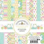 Easter Express 6 x 6 Paper Pad - Doodlebug