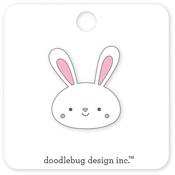 Mr Bunny Enamel Pin - Doodlebug