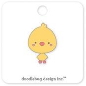 Chicky Enamel Pin - Doodlebug