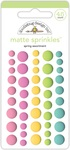 Spring Assortment Matte Sprinkles - Doodlebug