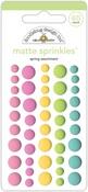 Spring Assortment Matte Sprinkles - Doodlebug