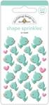 So Tweet Shape Sprinkles - Doodlebug