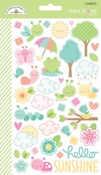 Spring Things Mini Icon Stickers - Doodlebug