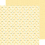 Bitty Bees Paper - Spring Things - Doodlebug