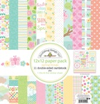 Spring Things 12 x 12 Paper Pack - Doodlebug