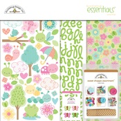 Spring Things Essentials Kit - Doodlebug