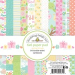 Spring Things 6 x 6 Paper Pad - Doodlebug