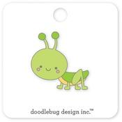 Hopper Enamel Pin - Doodlebug - PRE ORDER