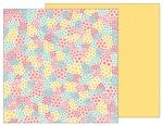 Floral Patchwork Paper - Tealightful - Pebbles