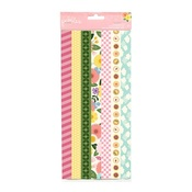 Tealightful Washi Strips - Pebbles