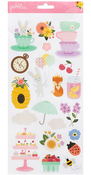 Tealightful Sticker Sheets - Pebbles