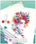 Princess Coloring Book - Prima
