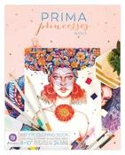 Princess Coloring Book 2 - Prima