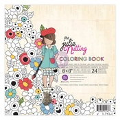 Julie Nutting Coloring Book - Prima