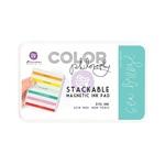 Sea Breeze Color Philosophy Magnetic Stackable Ink Pad - Prima