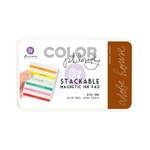 Adobe House Color Philosophy Magnetic Stackable Ink Pad - Prima