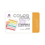 Carrot Color Philosophy Magnetic Stackable Ink Pad - Prima