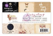 Love Clippings 4 x 6 Journaling Cards - Prima