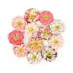 My Dearest Flowers - Love Clippings - Prima
