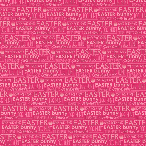 Colored Eggs Paper - Hoppy Easter - Photoplay