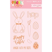 Hoppy Easter Stamps - Photoplay