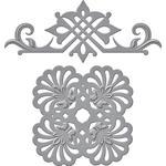 Ornamental Accents - Spellbinders Shapeabilities Die D-Lites