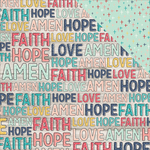 Believe Paper - Faith - Simple Stories