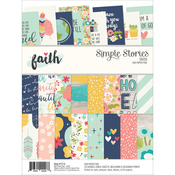 Faith 6 x 8 Paper Pad - Simple Stories