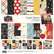 Say Cheese III Collection Kit - Simple Stories