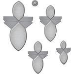 Round Flower Fold 'n Go - Spellbinders Shapeabilities Dies