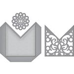 Filigree Pocket - Spellbinders Shapeabilities Dies