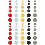Enamel Dots Embellishments - Say Cheese III - Simple Stories