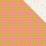 OMG Paper - Emoji Love - Simple Stories