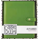 Clover - Carpe Diem Empty A5 Planner - Simple Stories