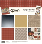 Father's Day - Simple Stories Simple Sets Collection Kit