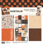 Basketball - Simple Stories Simple Sets Collection Kit