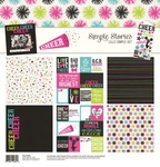 Cheer - Simple Stories Simple Sets Collection Kit