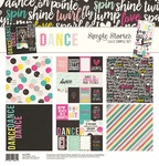 Dance - Simple Stories Simple Sets Collection Kit