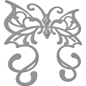 Rebel Butterfly - Spellbinders Shapeabilities Die D-Lites