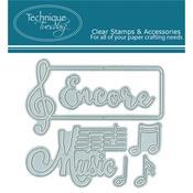Encore - DIY Dies