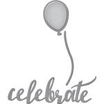Celebrate - Spellbinders Shapeabilities Die D-Lites