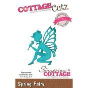 """Spring Fairy, 1.7""""X2.2"""" - CottageCutz Elites Die"""