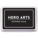 Intense Black - Hero Arts Dye Ink Pad