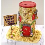 Stone - Katy Sue Designs Cake Mold