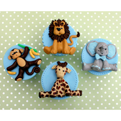 Baby Elephant - Katy Sue Designs Sugar Buttons Character Mold