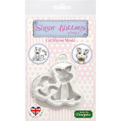 Cat - Katy Sue Designs Sugar Buttons Character Mold