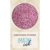Pink Peppermint - Blue Fern Studios Embossing Powder 1oz