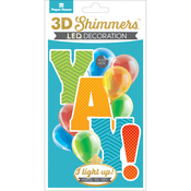 Yea! - Paper House LED Shimmers Embellishment