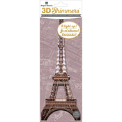 Eiffel Tower - Paper House LED Shimmers Embellishment